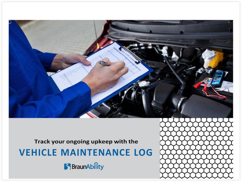 Vehicle Maintenance Schedule template 23
